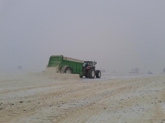 Zasady prawidłowego wapnowania gleby w gospodarstwie rolnym