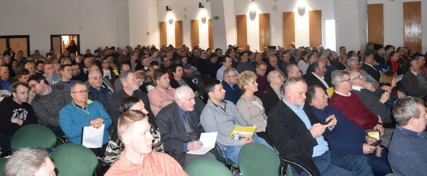 Pełna sala uczestników