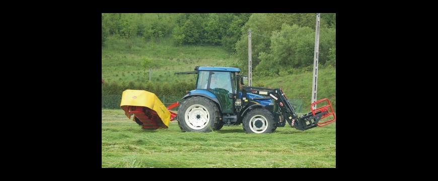 Oryginał Pokazy maszyn rolniczych związanych ze zbiorem i konserwacją TY16