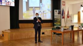 Dominik Pasek – Dyrektor MODR otwiera konferencję