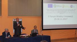 II Forum Wiedzy I Innowacji w Warszawie 2017
